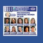 Standard Bank KZN Top Business Women Inspiring Women Webinar 7 October 6.30 pm